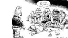 Political satire has a rape problem