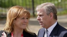 How much Sarah Ferguson got in her divorce from Prince Andrew