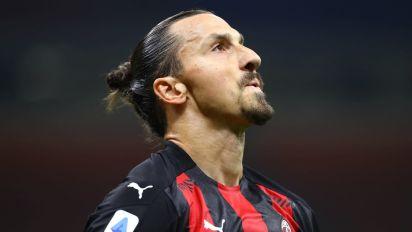 Ibrahimovic, en cuarentena: El delantero del Milan da positivo en el test de COVID-19