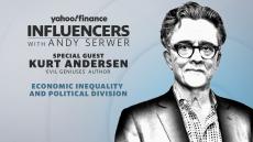 Influencers with Andy Serwer: Kurt Andersen