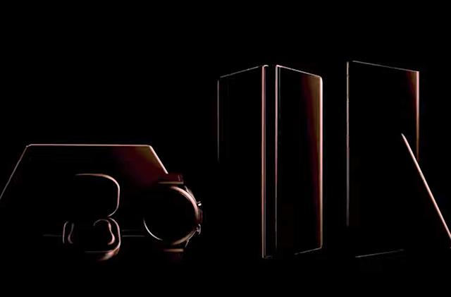 Samsung Unpacked trailer teases all five new devices