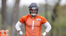 Why Bears rookie QB Justin Fields will be made to wait before taking over