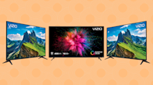 Hot deal alert! Walmart's having a fire sale on VIZIO 4K smart TVs — starting at $88