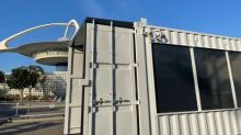 SG Blocks Delivers D-Tec 2 Testing Pods to LAX Airport to Begin Installation for COVID-19 Testing