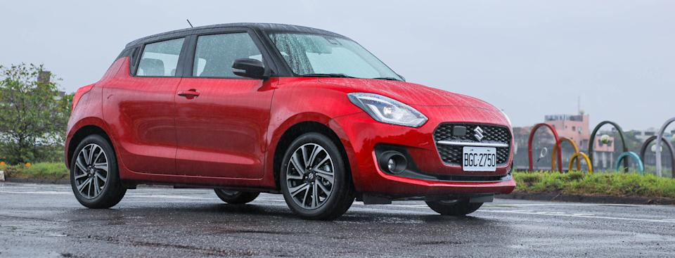 都會代步超值之選!輕油電質感驚艷 Suzuki New Swift