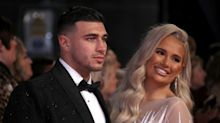 Love Island couple Molly-Mae Hague and Tommy Fury mourn dead puppy she had owned for just six days