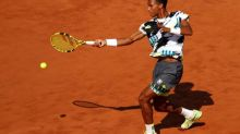 Tennis - ATP - Hambourg - Hambourg: Félix Auger-Aliassime ne traîne pas