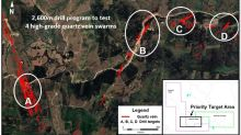 Montero Completes Drilling of Target A  at The Isabella Gold Silver Project in Chile