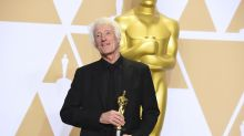 Oscars 2018: Roger Deakins ends Oscar hoodoo with 'Blade Runner 2049' win