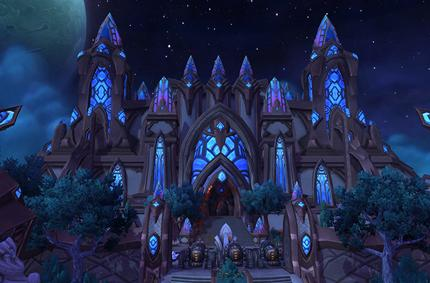 Warlords of Draenor: More details on the Ashran faction hubs