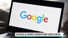Google Scoops Up Chunk of Vodafone in Battle With Microsoft and Amazon