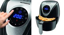 Fritadeira elétrica digital em oferta por menos de 400 reais