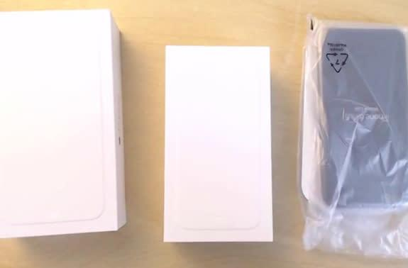 YouTube Find: Andy Ihnatko humorously unboxes the iPhone 6 and 6 Plus