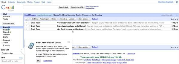 Gmail accidentally resetting accounts, years of correspondence vanish into the cloud? (update)