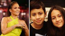 Jennifer Lopez celebrates twins 11th birthday