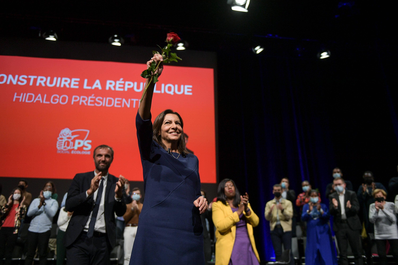 Présidentielle: 69% des Français doutent des compétences d'Anne Hidalgo