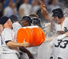 Yankees rally from eight down, stun Orioles on walk-off homer in April thriller