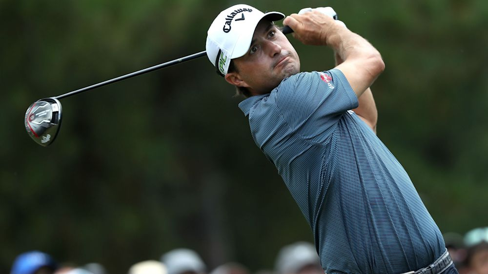 Kisner ready for a US PGA 'dogfight'