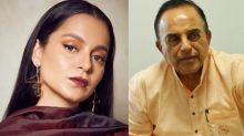 Sushant's Death Case: Kangana Ranaut's Team Contacts Subramanian Swamy Over Legal Aid Offer