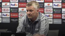 Ole Gunnar Solskjaer and Andreas Pereira say Club Brugge are a threat