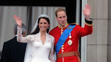 Kate and William thank fans for anniversary wishes