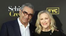 'Schitt's Creek' scores 15 Emmy noms, including leads Eugene Levy and Catherine O'Hara