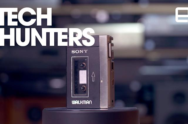 Tech Hunters: How the Walkman changed the way we listen to music
