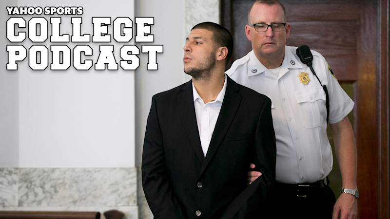 College Podcast: The Making of the Aaron Hernandez documentary & OBJ making it rain
