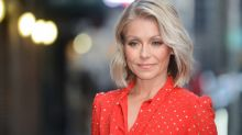 Kelly Ripa Shuts Down Instagram Hater Claiming She Got a Nose Job