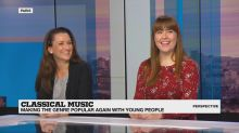 Concerts Without Borders: Making classical music accessible