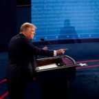 After unruly first debate, Trump and Biden hit campaign trail in crucial states