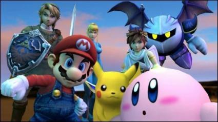 Brawl, WiiWare and Nintendo Channel dated in Europe