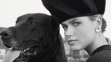 Xuxa relembra ensaio como modelo, em Nova Iorque, na décade de 80