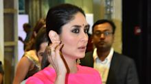 Kareena Kapoor Khan Looks Gorgeous in a Masaba Gupta Saree