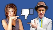 'I don't do Facebook' — the night Jennifer Aniston declined my 'Friends' request