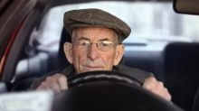Boom in elderly motorists 'fuelled by enthusiastic male drivers'