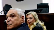 Israel PM's wife Sara Netanyahu convicted of misusing public funds