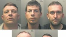 Gang who stole £20k of cars ordered to pay back just £1