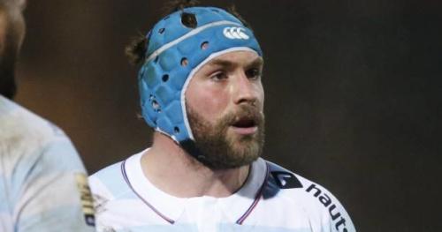 Rugby - Top 14 - R92 - Virgile Lacombe (Racing 92) : «Je suis déçu mais lucide»