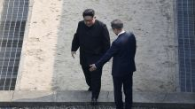 North and South Korea agree to get rid of nuclear weapons in historic talks