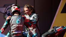 Pleno italiano en Cataluña y de Yamaha en MotoGP