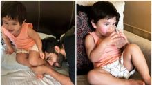 Taimur Ali Khan Spends a Perfect Saturday Afternoon with His Uncles, Armaan and Aadar Jain - View Pics