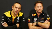 Why Daniel Ricciardo's two bosses have parked public spat