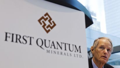 First Quantum looks to resolve Zambian tax bill