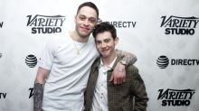 Pete Davidson Plays a Deadbeat Mentor to a Teenager in Hilarious Big Time Adolescence Trailer