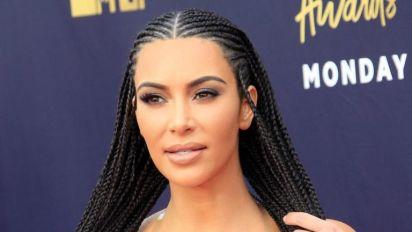 Kim Kardashian responds to criticism over Fulani braids