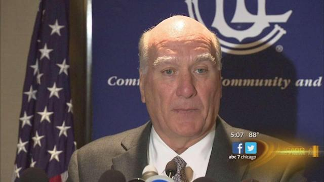Bill Daley proposes plan to end pension deadlock