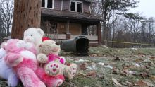 The Latest: Man speaks about 5 young cousins killed in fire