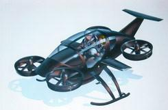 Fuel-electric hybrid air car wants to take flight, needs funding to do it
