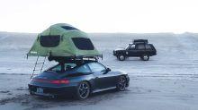 Voici l'ultime camping-car, une Porsche 911 Carrera 4S !